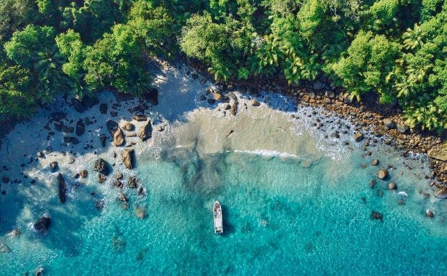Seychelles. Foto Ian Badenhorst Unsplash