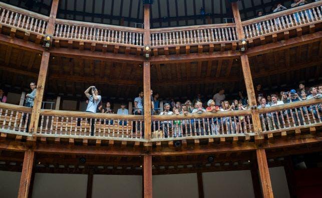 Shakespeare Globe. Foto: David Anderson | Unsplash.