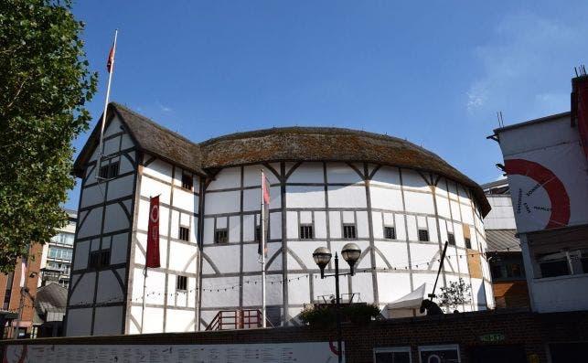 Shakespeare Globe. Foto: Pixabay.