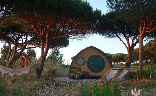 Slowlife Glamping, Portugal. Foto Pitchup.