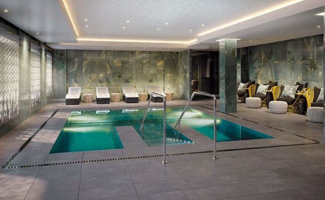 La elegancia del spa. Foto Saga Cruises