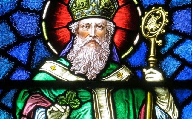 St Patrick foto Wikipedia