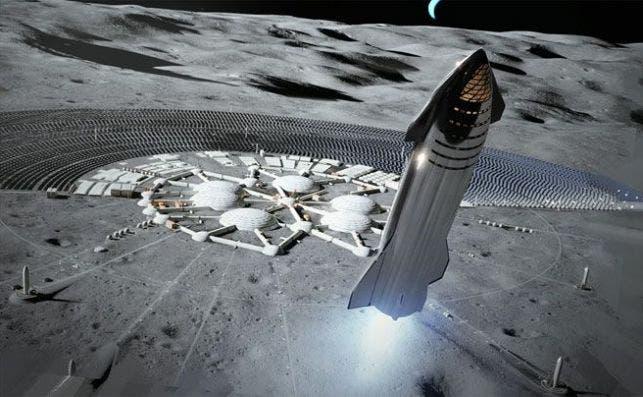 starship Foto SpaceX