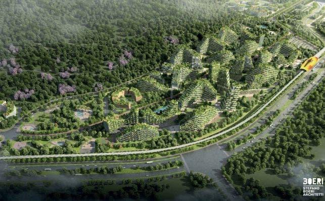 Stefano Boeri Architetti Liuzhou Forest city view 4 1920x1152