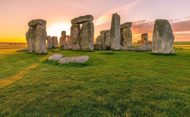 Stonehenge. Foto Sally Wilson en Pixabay