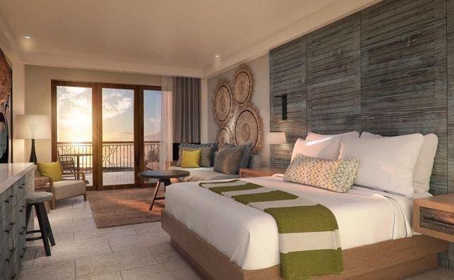 Suite Lopesan Costa Bavaro. Foto Lopesan Hotel Group.
