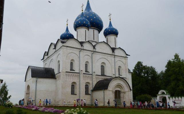 Suzdal Catedral Foto Vitus Vesalius   Flickr
