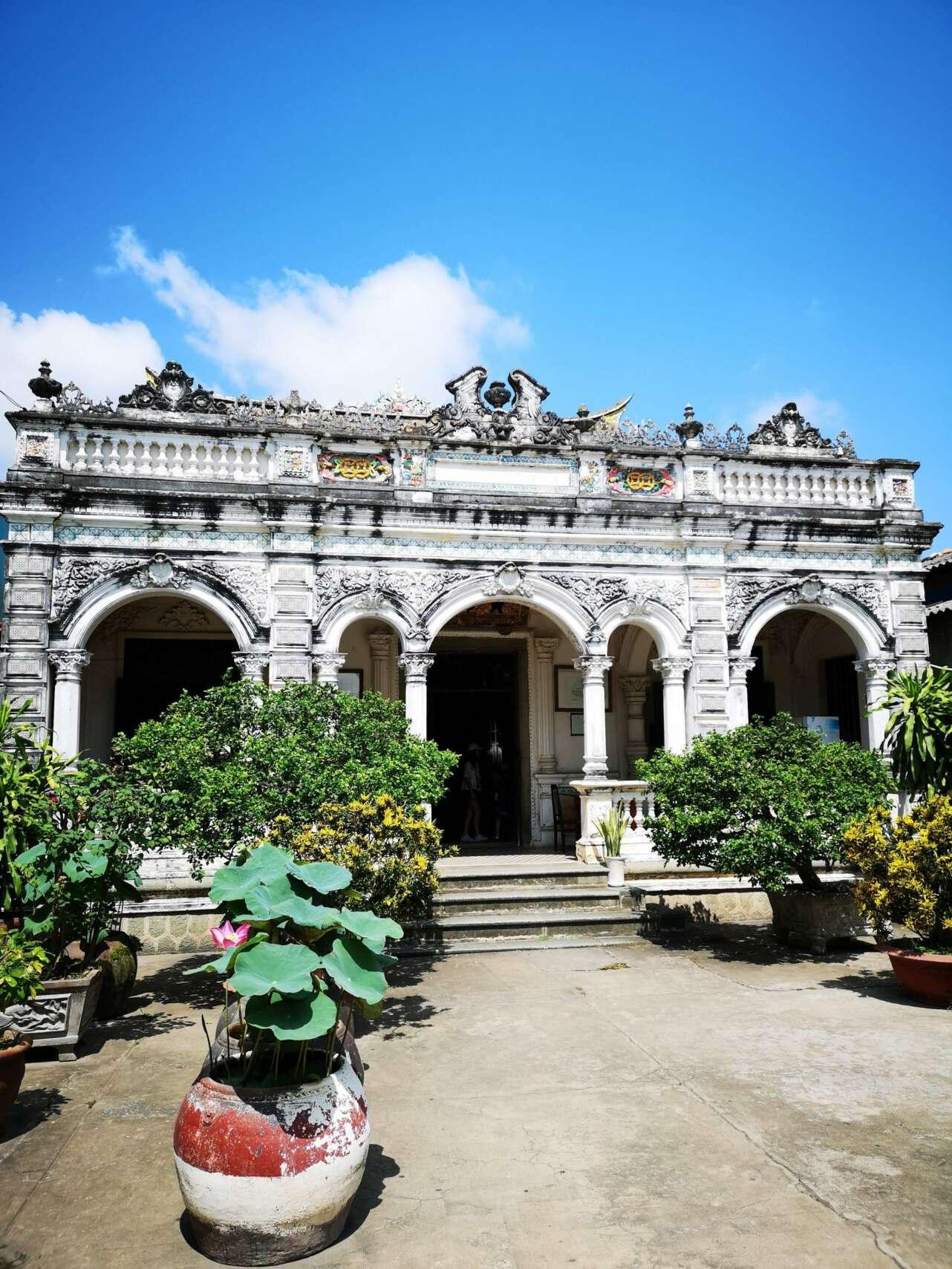 Templo Mekong. Foto: Cristina Rodríguez Bareño.