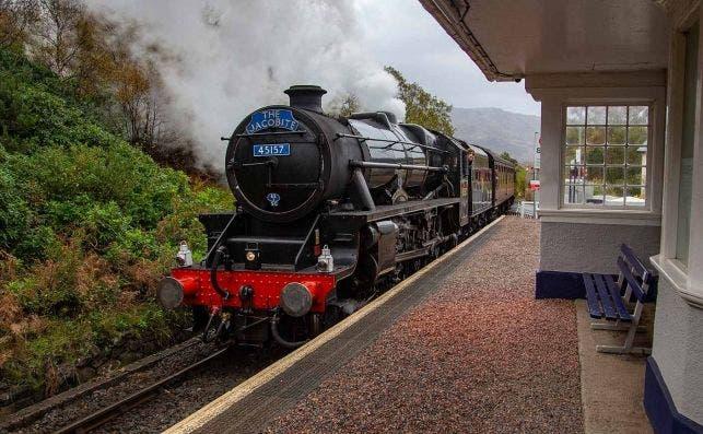 The Jacobite. Foto: West Cost Railways.