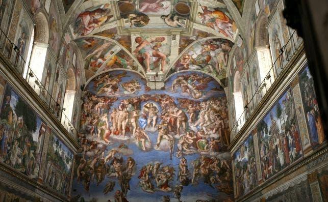 The Sistine Chapel (5967688938)
