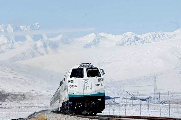 tibet ferrocarril
