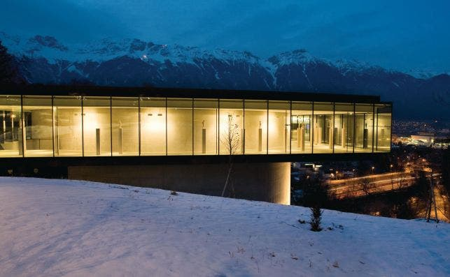 Tirol Panorama Foto Turismo de Innsbruck