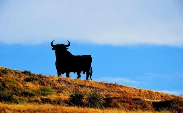 En las carreteras de España llegó a haber 500 toros de Osborne.