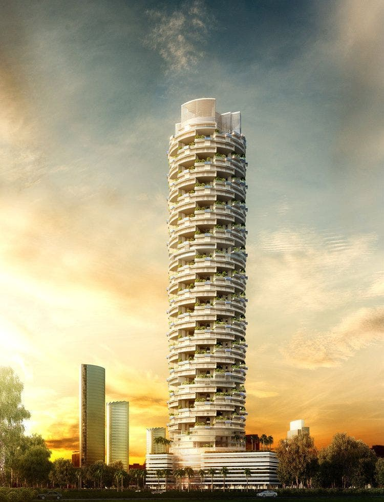 Torre Five Jumeirah Village.