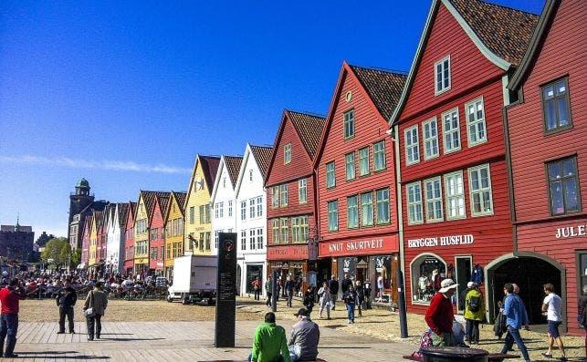 Bryggen / Trude Remme