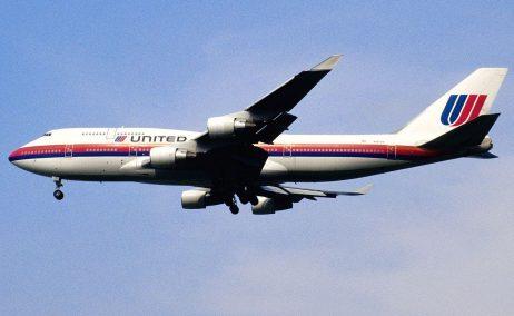 United adelanta la retirada de sus Boeing 747