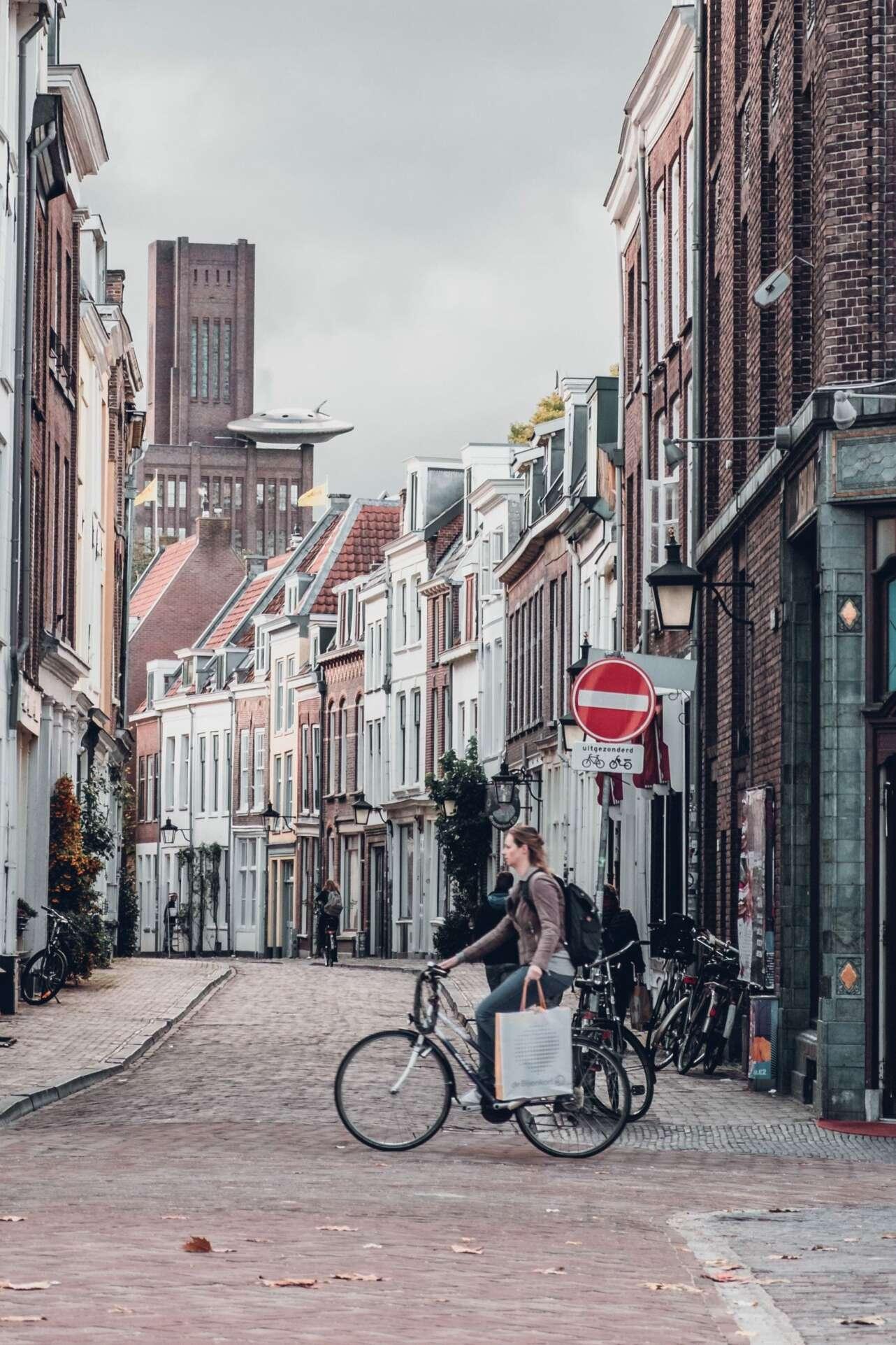 Utrecht. Foto Robin Benzrihem | Unsplash.