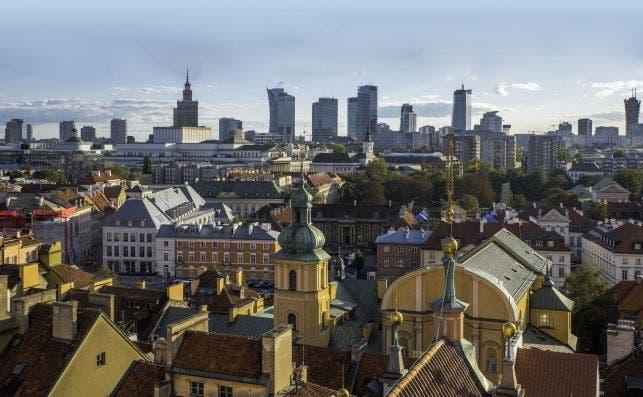 Varsovia fue en eÌpoca de Chopin la PariÌs del este. Foto Turismo de Varsovia.