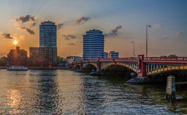 Vauxhall Bridge. Foto Pixabay.