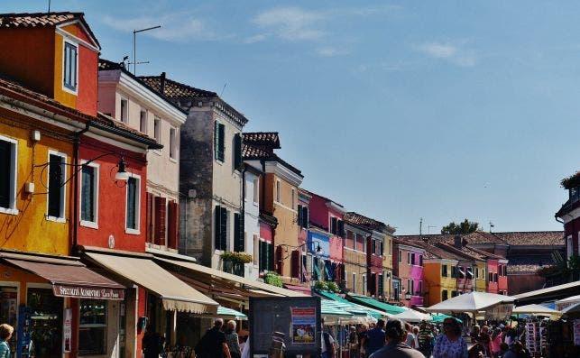 Venezia Via Baldassare Galuppi 1