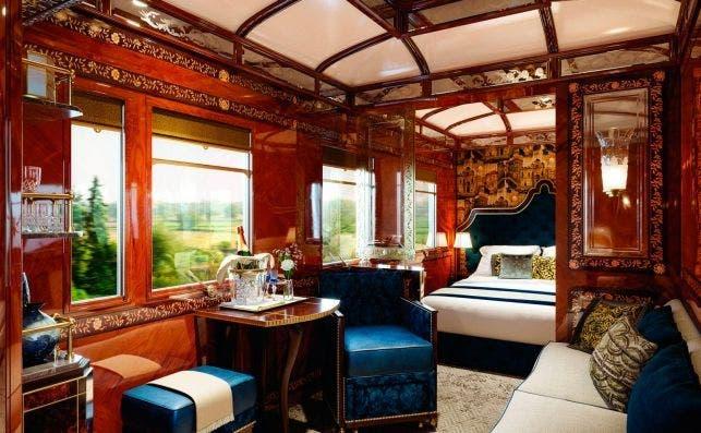 Venice Simplon Orient Express. Foto Belmond.