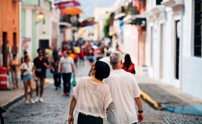 Viejo San Juan. Foto Discover Puerto Rico.
