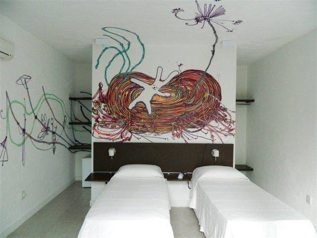 villa grafitis