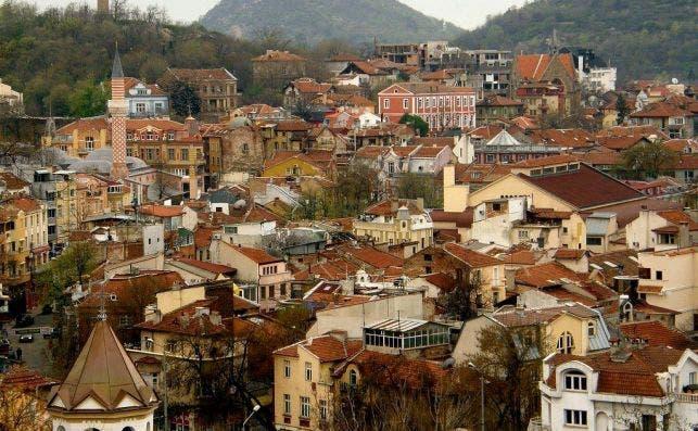 Vista de Plovdiv. Foto: K. Kapoutsis | Flickr.