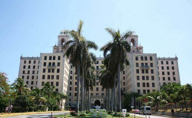 Vista Hotel Nacional de Cuba. Foto Manena Munar.