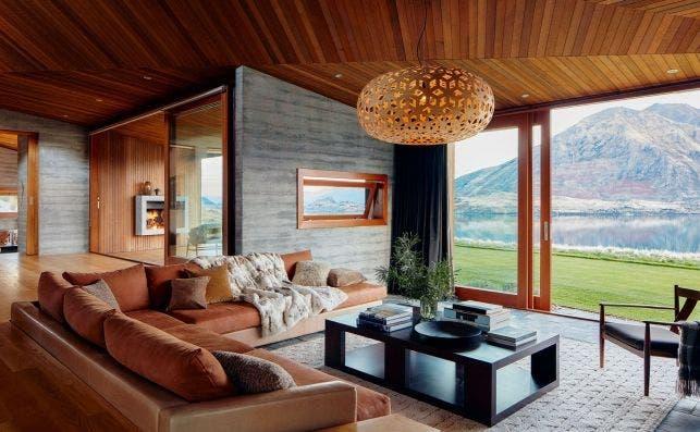 Wanaka, Nueva Zelanda. Foto Airbnb Luxe.