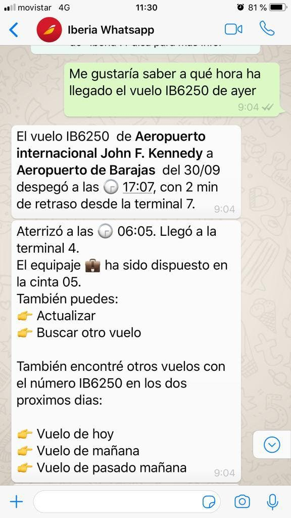 WhatsApp Image Chatbot Iberia 1