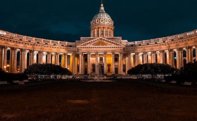 Catedral de Nuestra Señora de Kazán. Foto: Yash Bhargava | Unsplash.