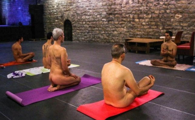 yoga naturistes paris