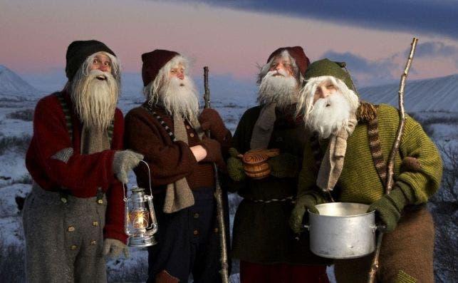 yule lads in dimmuborgir
