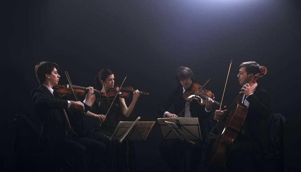 Gerhard Quartet concierto Palau