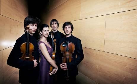 Quartet Gerhard concierto Palau