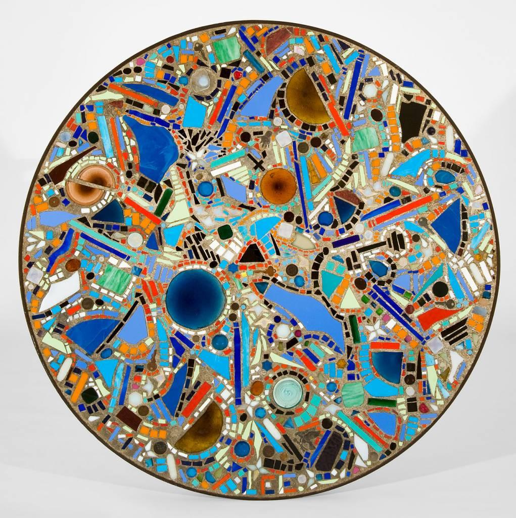 Mosaico de 1947. Foto: Michael Rosenfeld Gallery