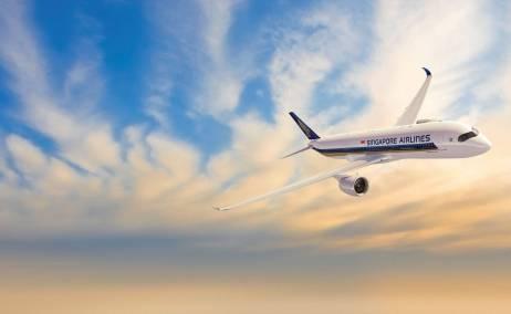 Singapore Airlines presenta sus lujosos vuelos sin destino