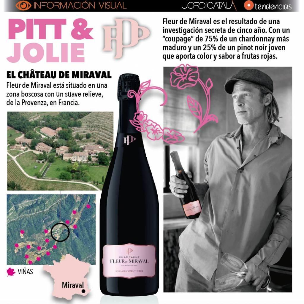 Fleur de Miraval. Infografia Jordi Catala