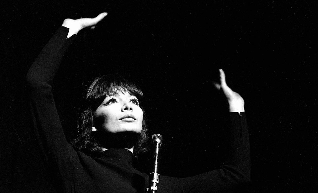 Juliete Greco. Foto Roger Viollet via Getty Images