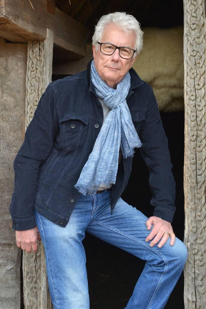 Ken Follet. Foto Olivier Favre