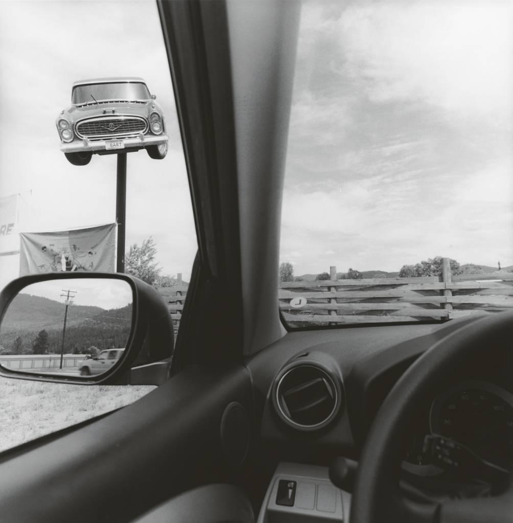 Montana, 2008. © Lee Friedlander, courtesy Fraenkel Gallery, San Francisco.