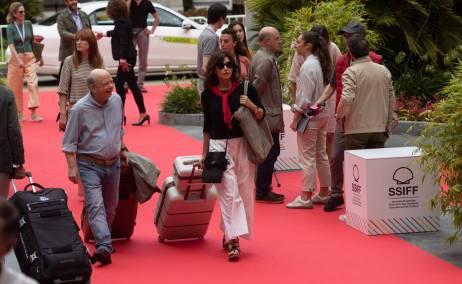 'Rifkin's festival': El agridulce homenaje de Woody Allen a San Sebastián