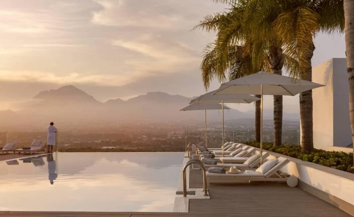 SHA_Infinity pool Alicante. Foto: SHA Wellness Clinic.