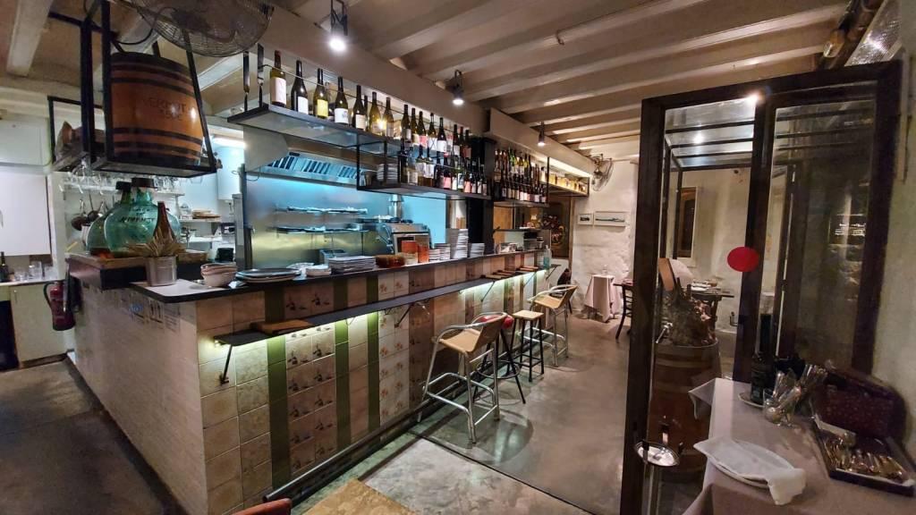 Restaurante Somorrostro, en Barceloneta. Foto: JP Chuet