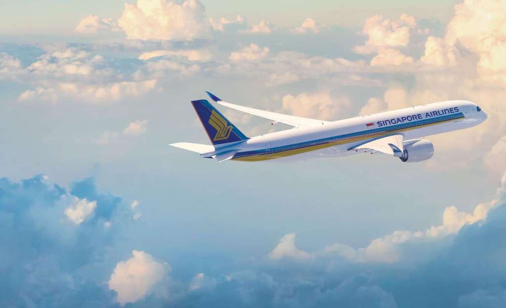 Singapore Airlines vuelve a batir el récord del vuelo más largo del mundo. Foto: Singapore Airlines
