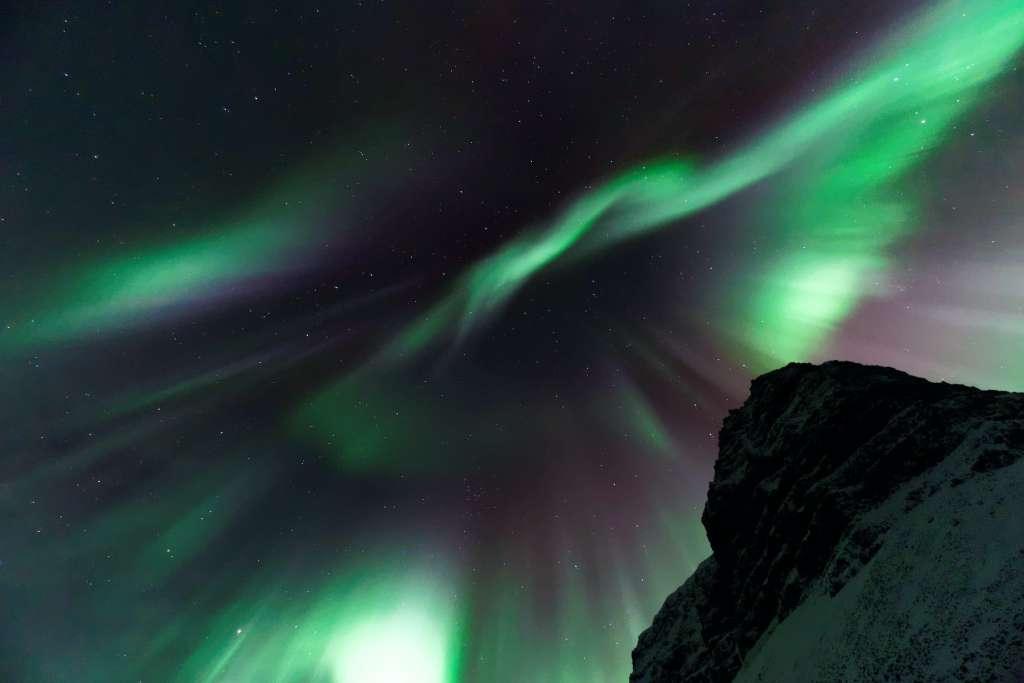 Aurora boreal. Foto: James Studarus | Unsplash.