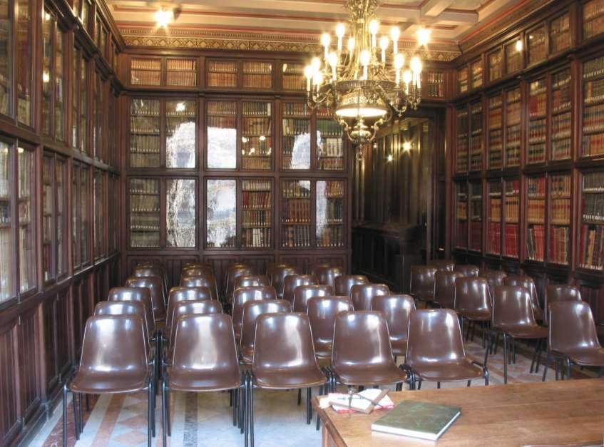 Sala de conferencias Foto Barcelona Film Comission