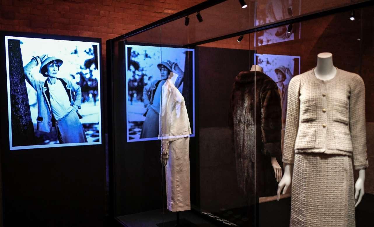 Gabrielle Chanel Manifeste de Mode. Foto: STEPHANE DE SAKUTIN/AFP via Getty Images.