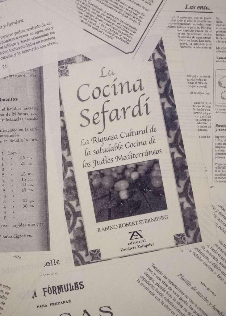 La cocina sefardí. Foto Felipe Hernández.